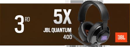JBL QUANTUM 400